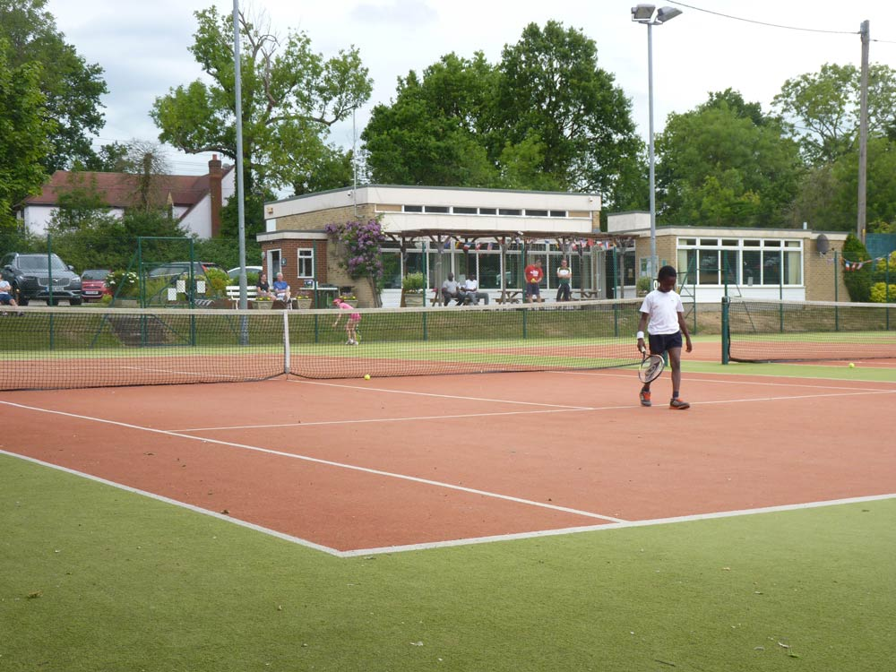 great baddow lawn tennis club